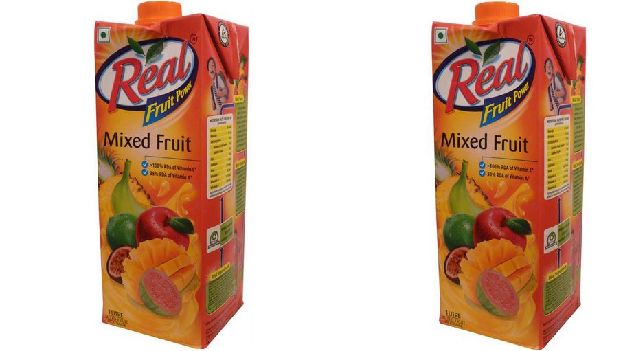 Best packaged fruit juice brands in India 2019