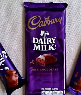 Dairy Milk Top Most Famous Chocolate Brands in India 2018