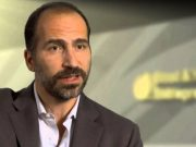 Dara Khosrowshahi Top Most Famous Highest Paid-Successful Employees in The World in Right Now 2018