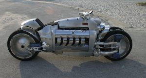 Dodge Tomahawk Top 10 Fastest Motorcycles in The World 2017