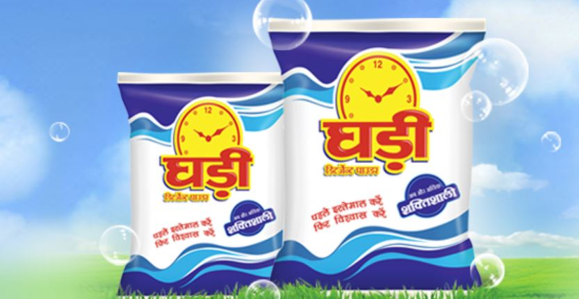 Best detergent brands in India