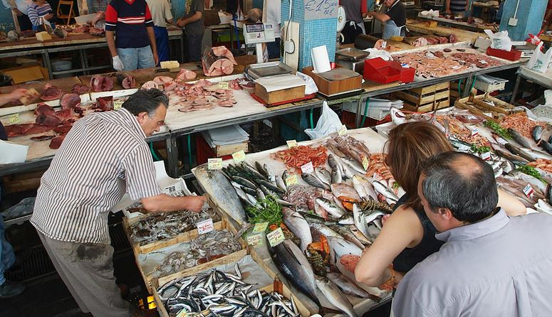 Largest fish markets in the world 2019