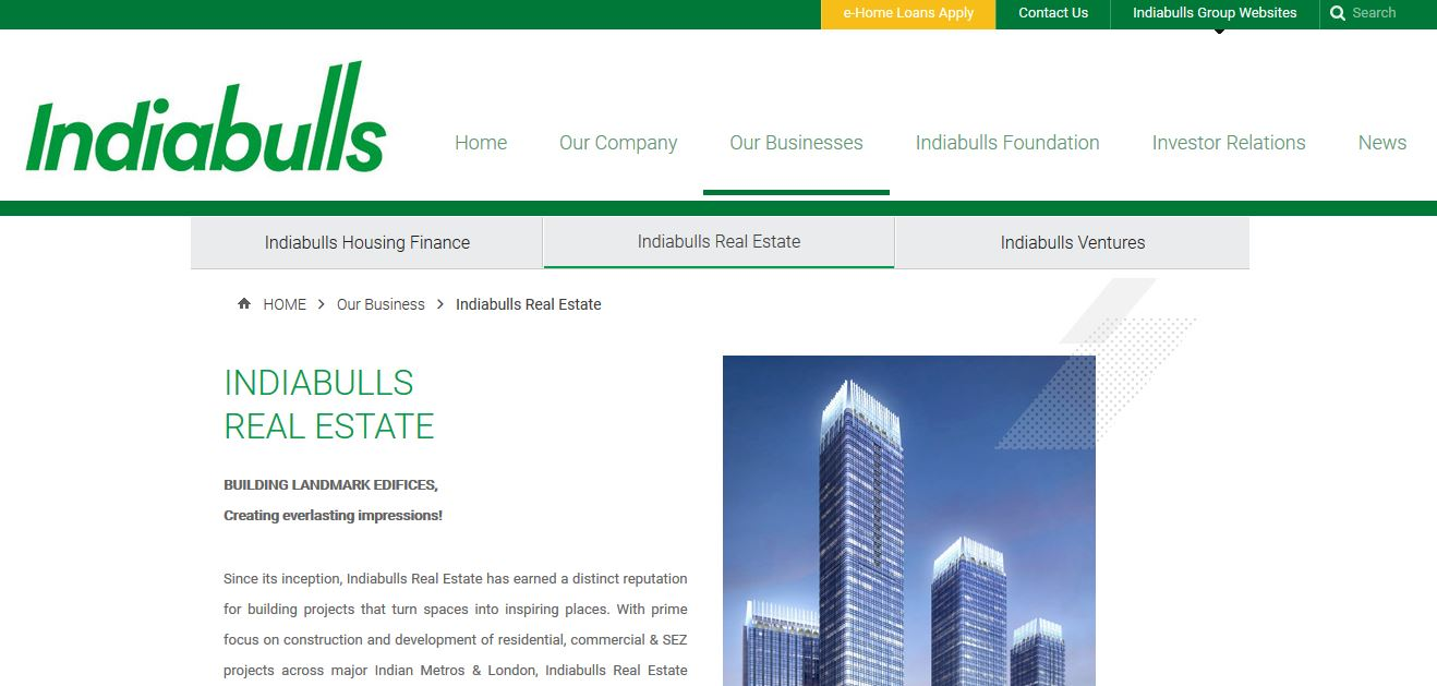 Best real estate companies in India