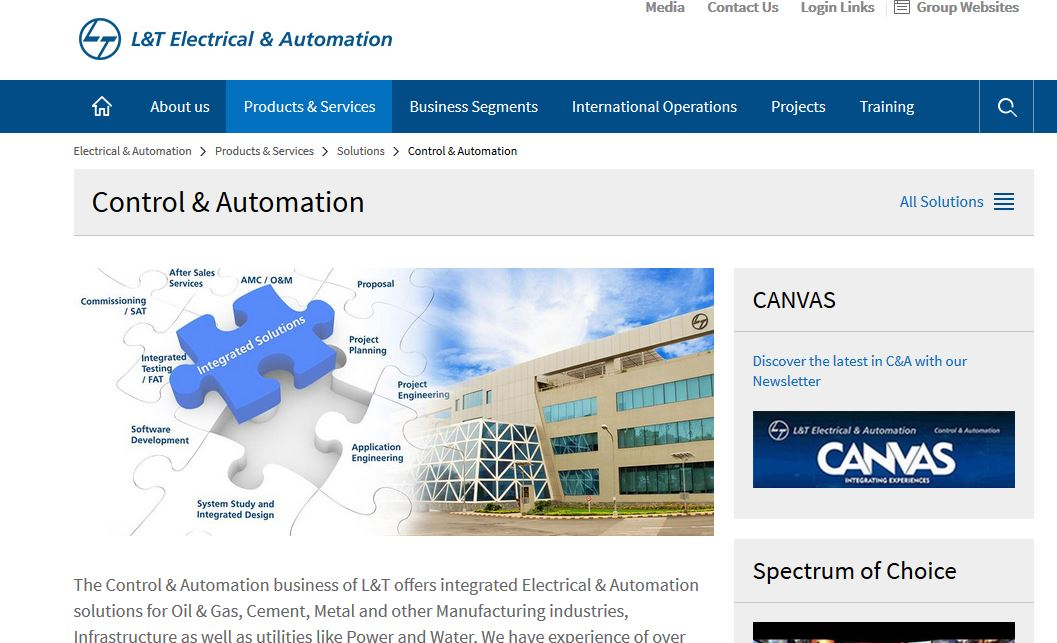 Best automation companies in India