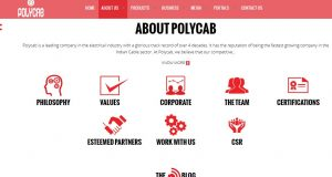 Polycab Wires Pvt. Ltd. Top Most Popular Electric Wire and Cable Manufacturing Companies in India 2018