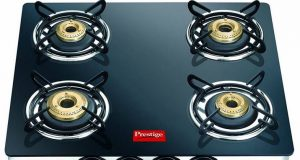 Prestige Marvel Glass Top Gas Table Top Most Popular Gas Stove Brands in India 2018