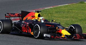 Red Bull RB13 Top 10 Fastest Formula 1 Cars in The World 2017