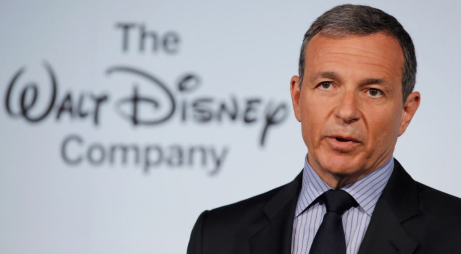 Robert A Iger Top Most Popular Highest Paid-Successful Employees in The World in Right Now 2018
