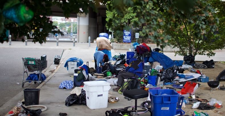 Cities With Highest Homeless Population In The World