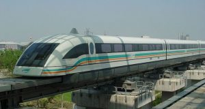 Shanghai Maglev Top Most Popular Fastest Bullet Trains in The World 2018
