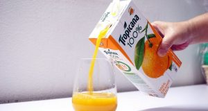 Tropicana Top Most Popular Packaged Fruit Juice Brands in The World 2018