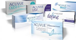 Acuvue Top Most Famous Contact Lenses Brand in India 2018
