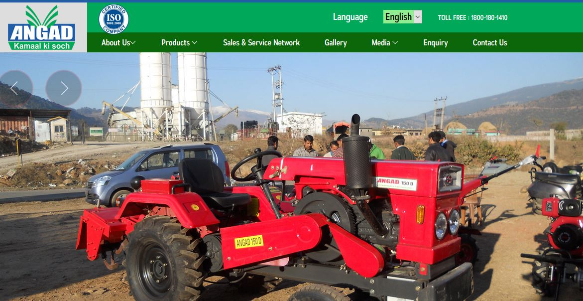 Best Tractor Companies In India