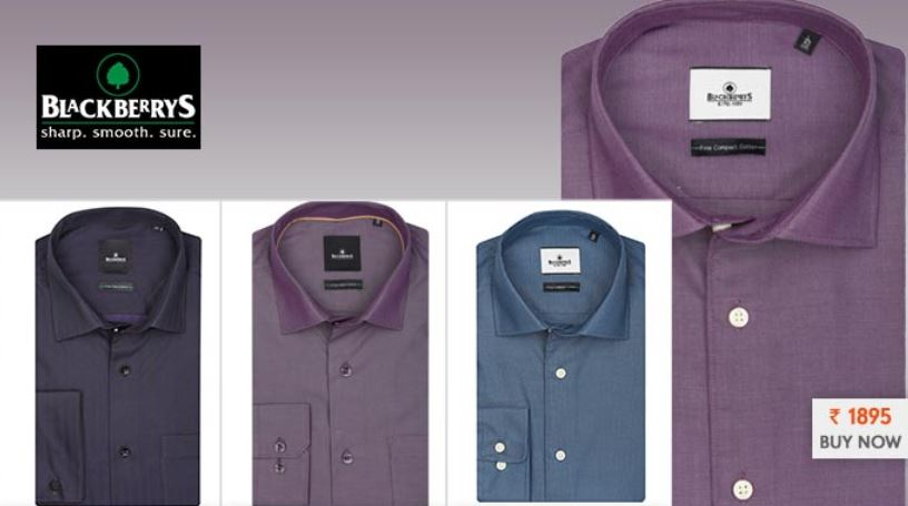 Best Men Shirt Brand In India