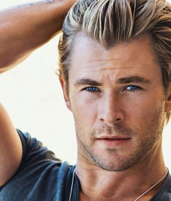 Chris Hemsworth Top Most Famous Hottest-Famous Male Actors In The World 2018