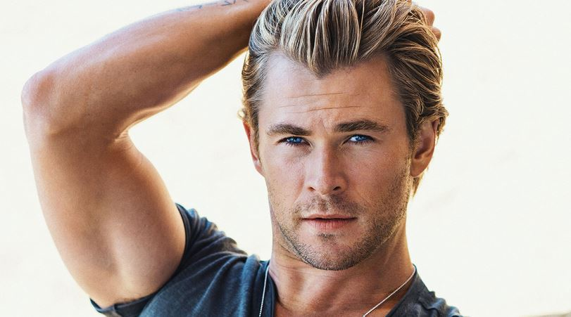 Chris Hemsworth most handsome Hollywood actors 2018