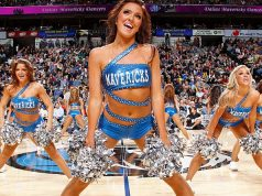 Dallas Mavericks Dancers Top Most Famous Hottest-Famous NBA Cheerleaders in The World 2018