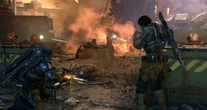 Gears of War 4 Top Most Famous Xbox One Games in 2018