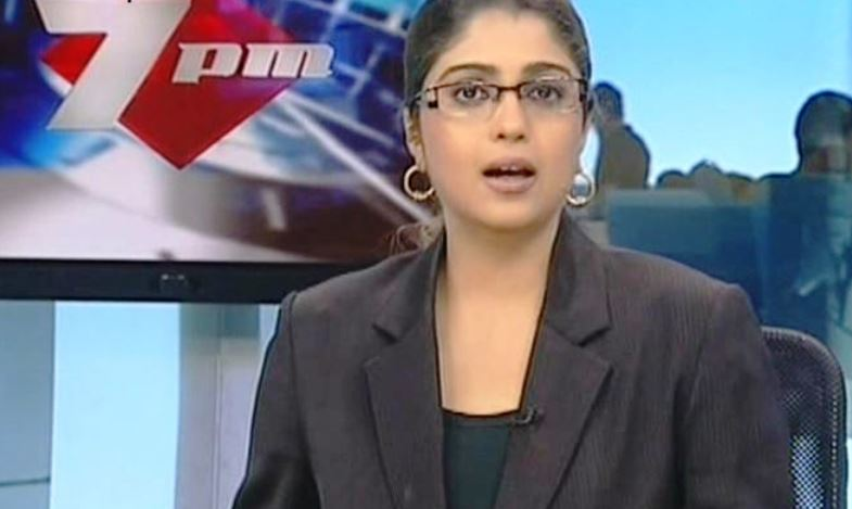 Hottest Female Journalists In India