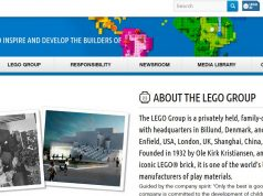 Lego Top Most Famous Kid's Toys Companies in The World 2018