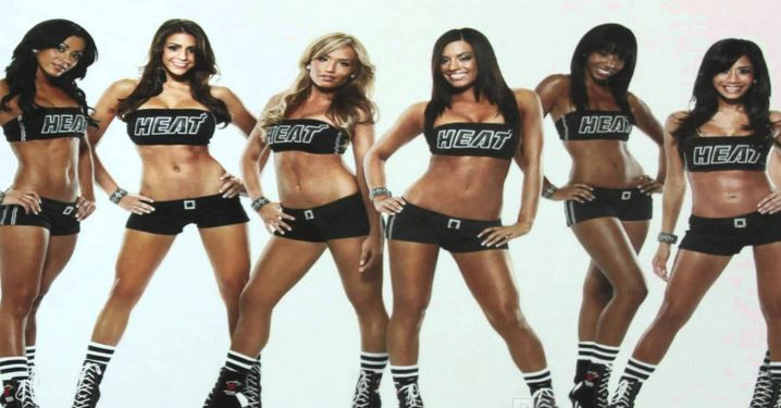 Hottest NBA Cheerleaders Squads 2019