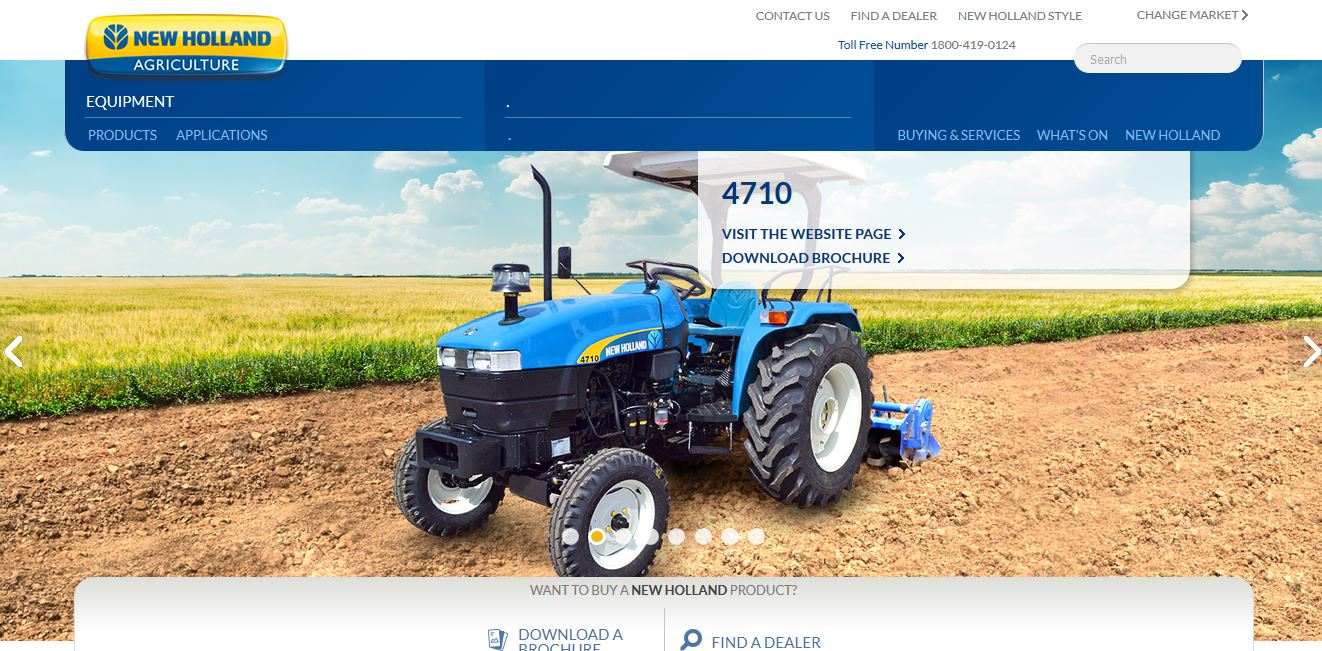 Best Tractor Companies In India 2019