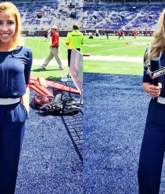 Olivia Harlan Top Most Famous Hottest-Famous ESPN Reporters 2018