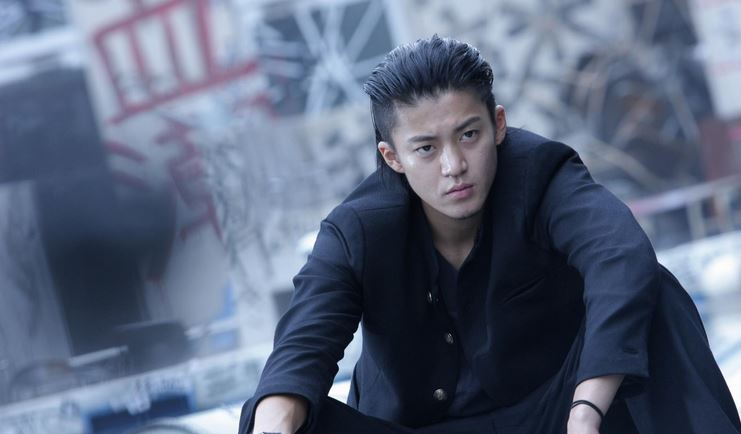 Hottest Japanese Actors 2019