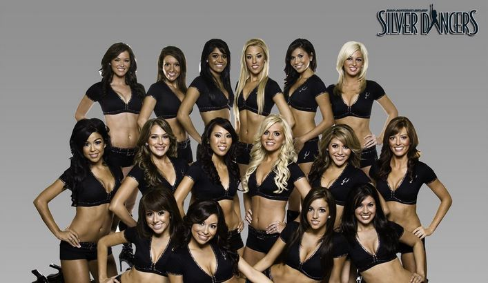 Hottest NBA Cheerleaders Squads