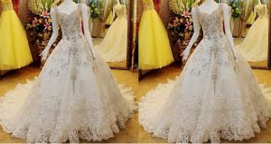 THE DIAMOND WEDDING GOWN Top Most Popular Expensive Wedding Dresses in The World 2018