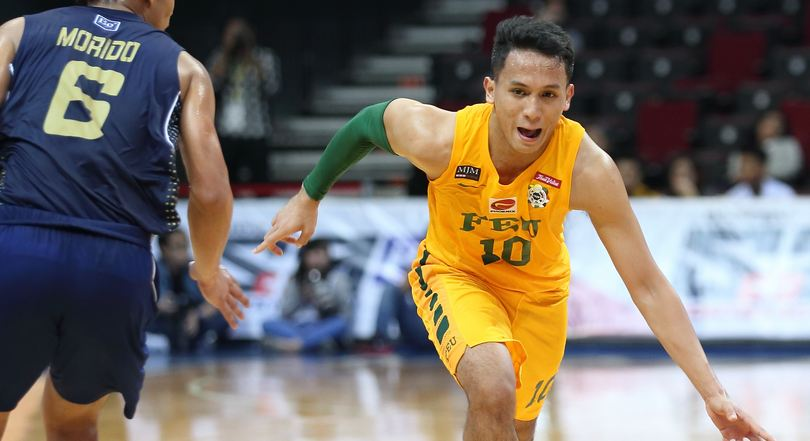 Hottest UAAP Basketball Players