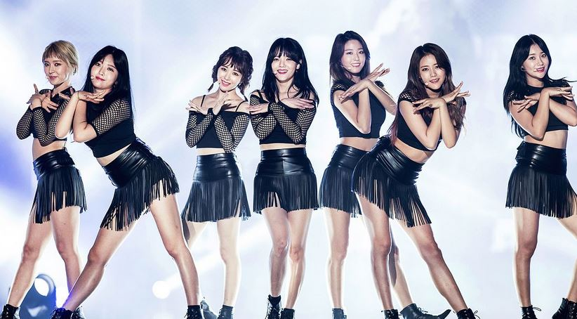 Most Popular K-pop girls group