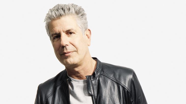 Anthony Bourdain Top Most Famous and Richest Celebrity Chefs in The World 2017