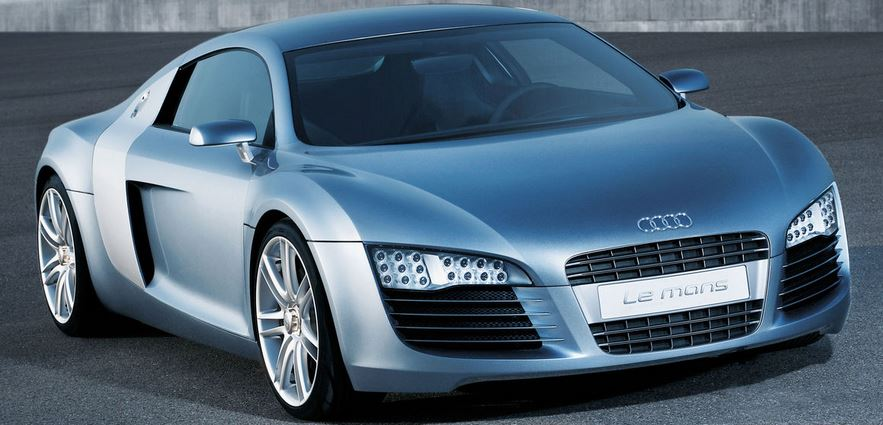 Most expensive German cars