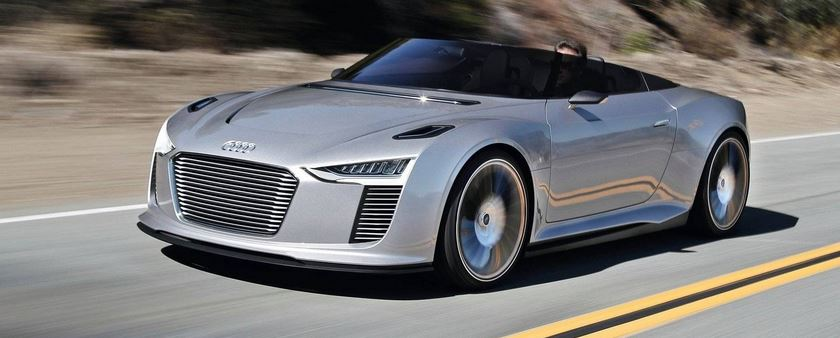 10 Audi E Tron Spyder Us 2 700 000 Most Expensive German Cars