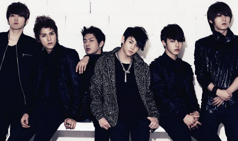 Most Popular K-Pop Boys Groups