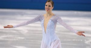 Carolina Kostner Top Famous Beautiful Female Figure Skaters in The World 2018