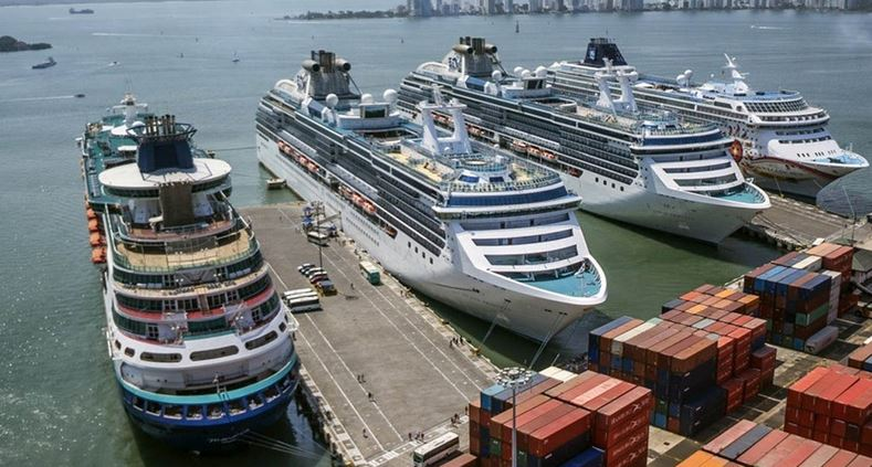 Most dangerous cruise ports