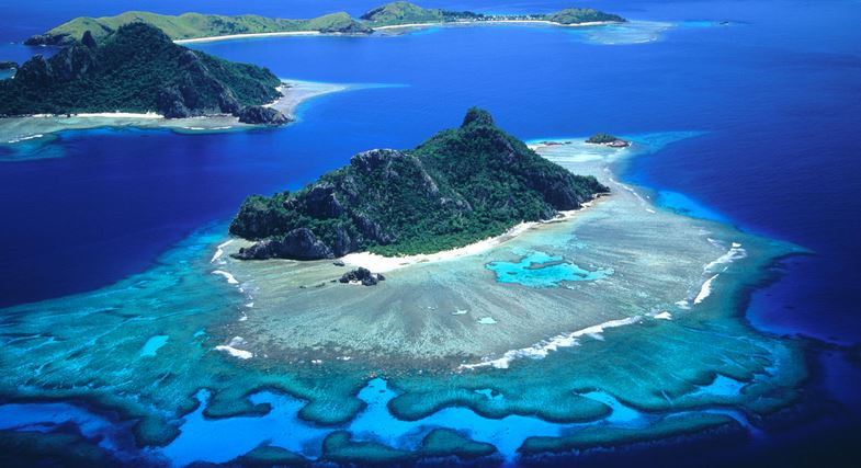Fiji Islands, South Pacific Ocean