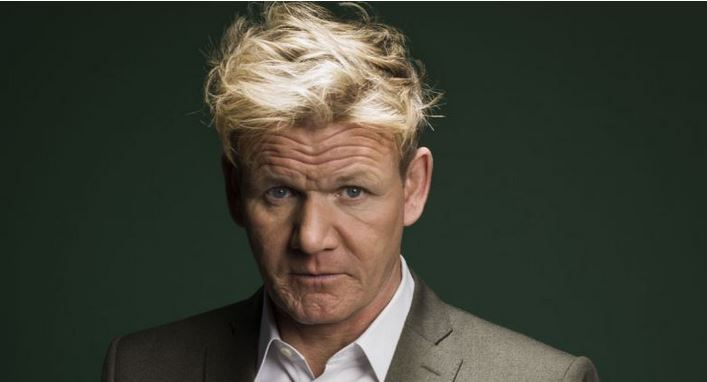 Gordon Ramsay Top Most Popular Celebrity Chefs in The World 2018