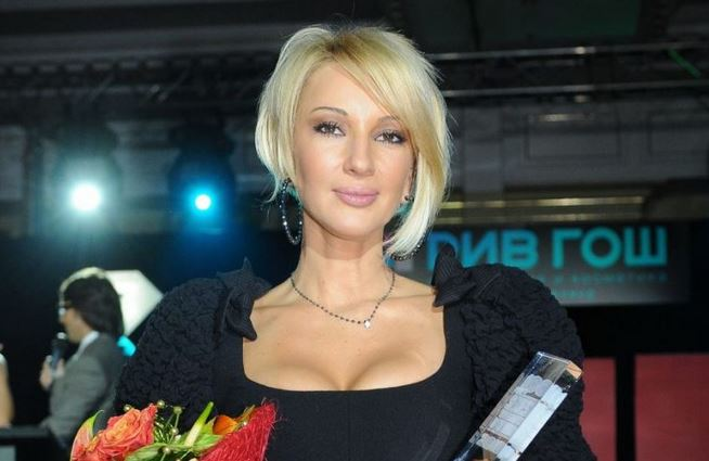 Hottest Russian actresses