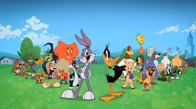 Most popular cartoons