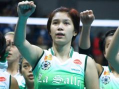 Mike Reyes Top Most Popular Beautiful UAAP Volleyball Players 2018