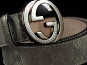 Republica Fashion's Gucci 30 karat diamond Top Famous Expensive Belts In The World 2018