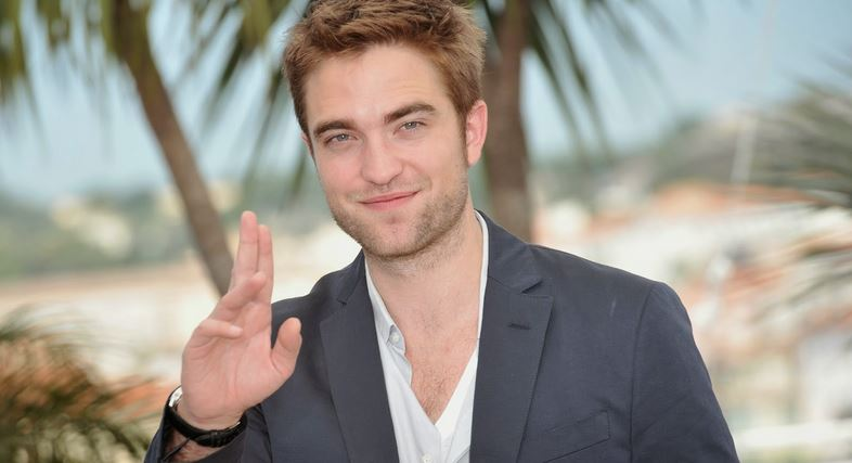 Robert Pattinson Top Most Handsome Boy in The World 2018