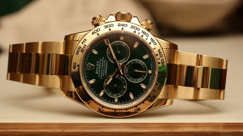 Most luxurious watch brands 2019