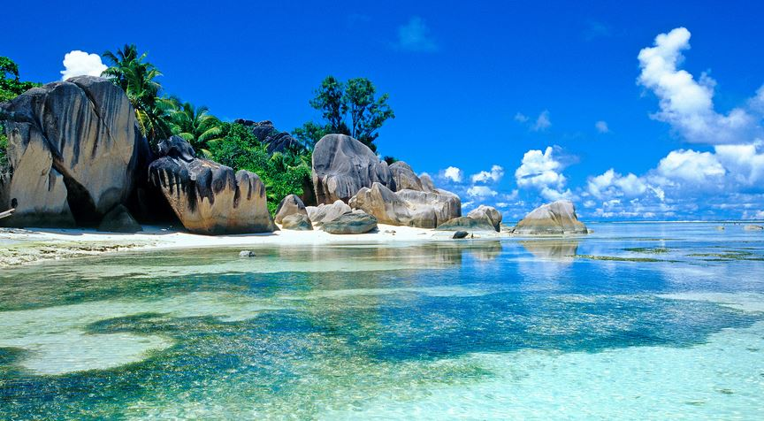 Seychelles Islands, Indian Ocean