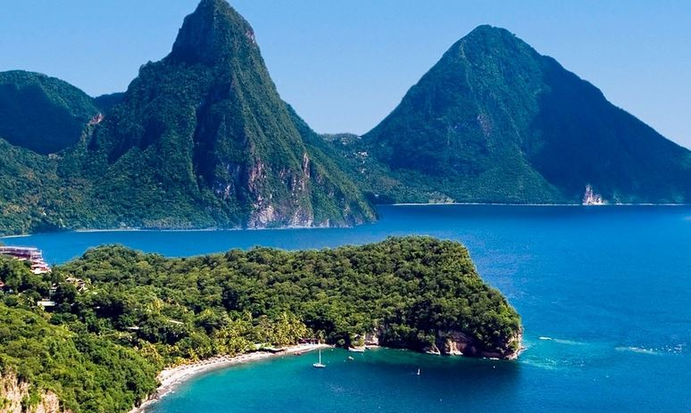 St. Lucia, Caribbean Islands